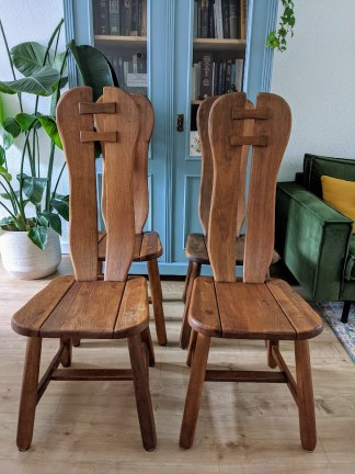 De Puydt stoelen