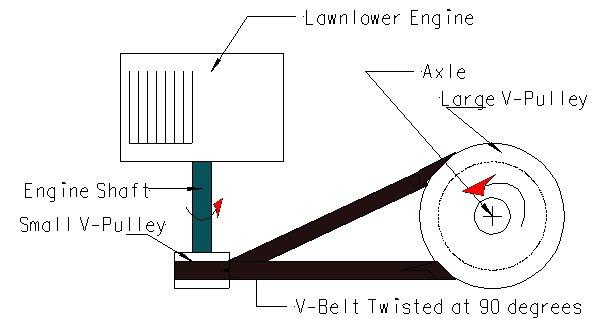 Twist Belt