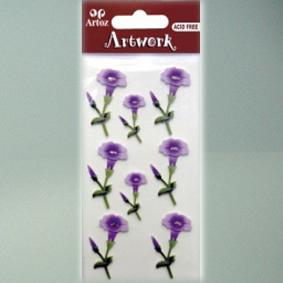 Sticker Blumen