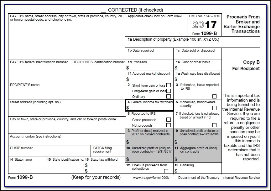 Irs 1099 Form Download 2015