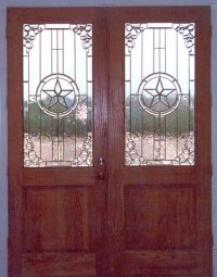 Entryways and doors by Kaleidoscope Art Glass beveled ...