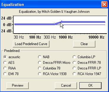 audacity-equalization