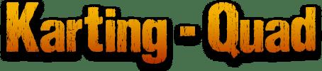 Logo titre karting