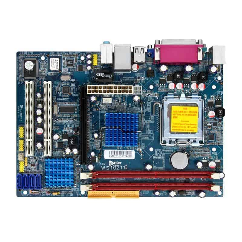 Buy Enter MOTHERBOARD G31(E-MBG31) Motherboard at Best Price in India - Kartmy