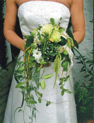 Brautstrau Hochzeitsdeko Hochzeits Dekoration  kartoffel