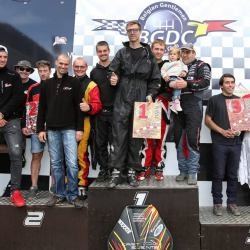 24h Spa-Francorchamps 2016 - Twins - podium