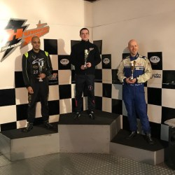 FK2 2018 Race 1 Podium