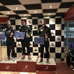 podium IEKC 2018