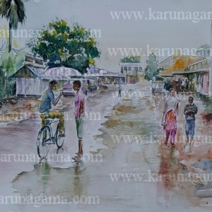 Online, Art, Art Gallery, Online Art Galley, Sri Lanka, Karunagama, Watercolor, Water Colour, Streets in Sri Lnaka, Wet streets, Sri lankan Wet streets, Street paintings, Water Colors, Paintings, Sri Lanka, Online Arts, Art Gallery, Sarath Karunagama, Online Art Gallery, Water Colors, Paintings, Sri Lanka, Online Arts, Art Gallery, Sarath Karunagama, Online Art Gallery, Portrait, Landscape, Streets,, Sri lanka paintings,