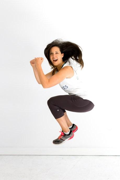 NYC fitness branding