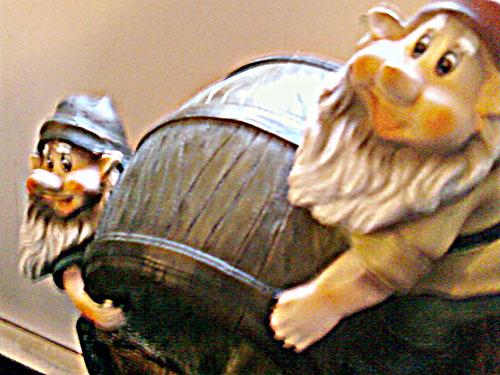 Photo title: Gnomes on the Job