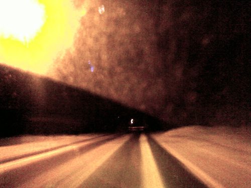 Photo title: Night Drive 1