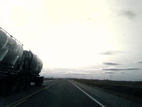 Photo title: Sun Truck
