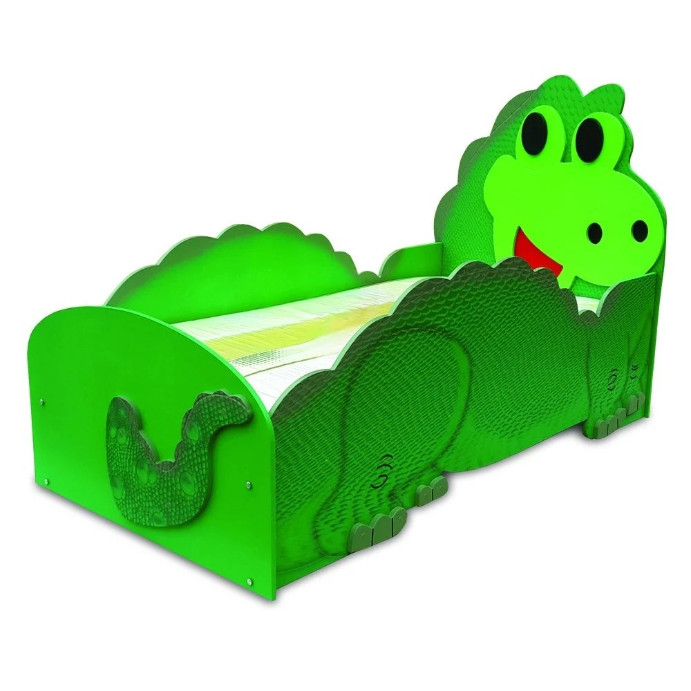 Dinosaurshaped single bed for kid  Kasastore marchio di ML Design