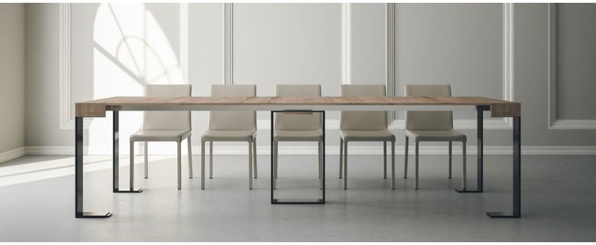 Tavolo e Consolle Allungabile Tavoli da Cucina o Ingresso