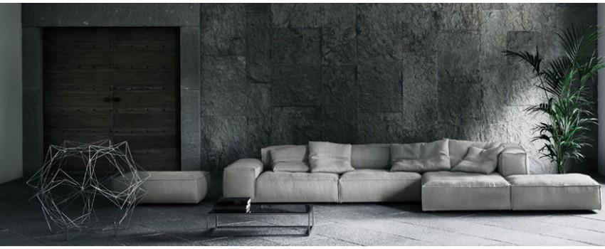 Divani Design Online in Pelle  Prezzi e Offerte