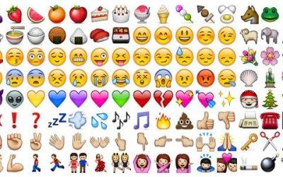 Emoji e simboli