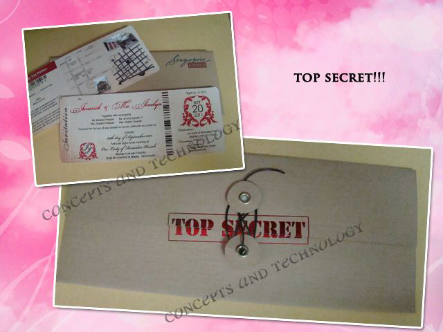 Concepts And Prints Metro Manila Wedding Invitations Invitation Makers Kasal The Philippine Planning Guide