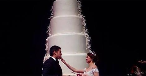 Tips On Choosing The Perfect Goldilocks Wedding Cake