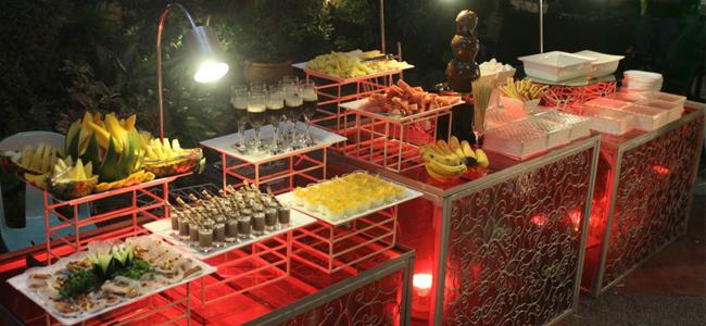 Wedding Caterer For The Sigurista Brides Queensland
