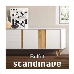 meuble de salon scandinave meuble