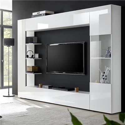 https www kasalinea com meuble tv mural laque blanc soprano c2x34046073