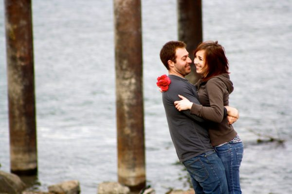 Evan and Emma Engaged