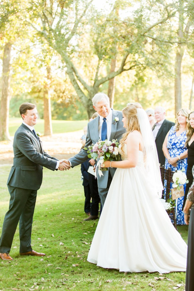 The Woodlands Country Club Wedding Meredith Steve