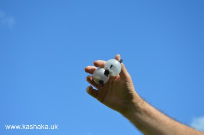 Kashaka Pro - Clear. Quality Kashaka Asalato shakers