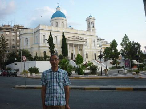 A Church in Piraeus