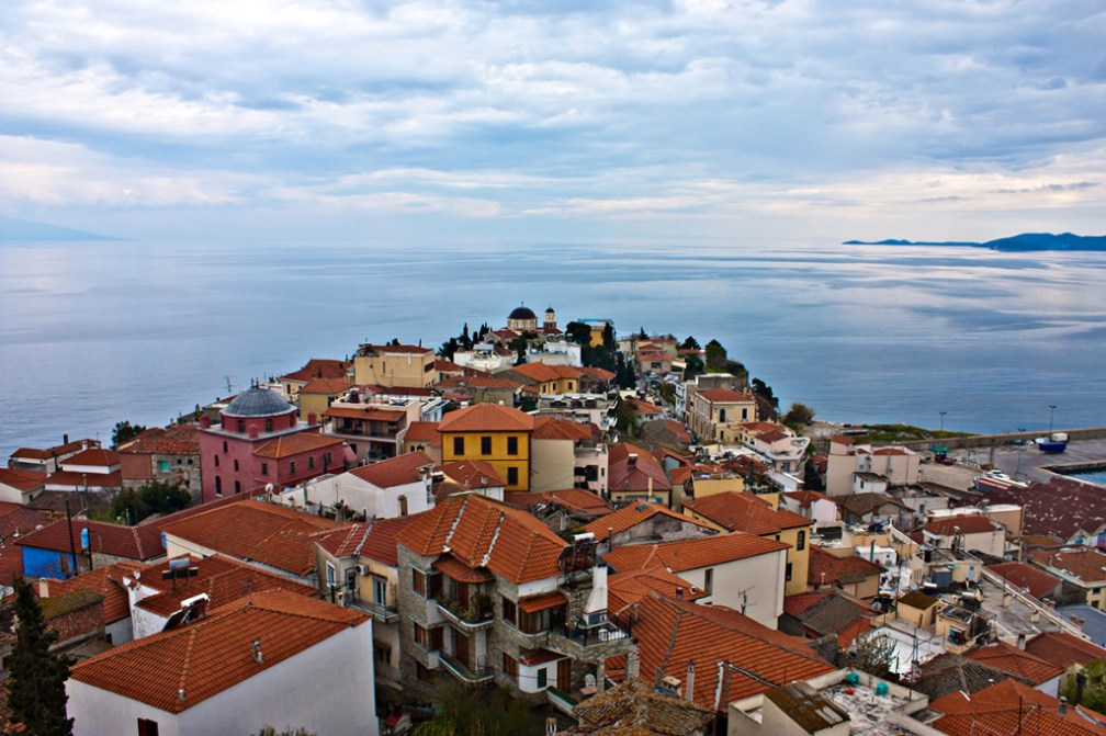 Cyan city of the Aegean – Kavala, Greece