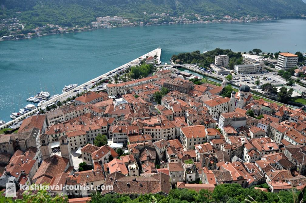 Romantic port on the Adriatic: Kotor, Montenegro