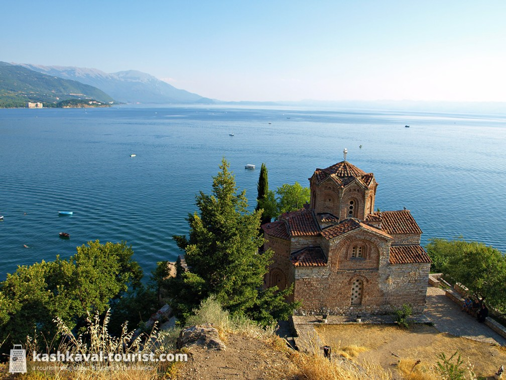 A church for each day of the year – Ohrid, Macedonia