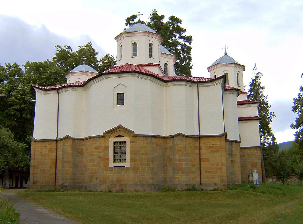 Bulgarian Gothic: Lopushna Monastery