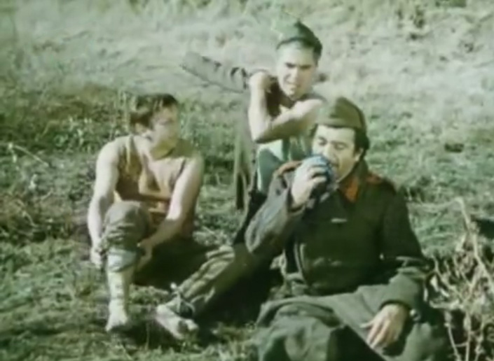 The Three Reservists (1971)
