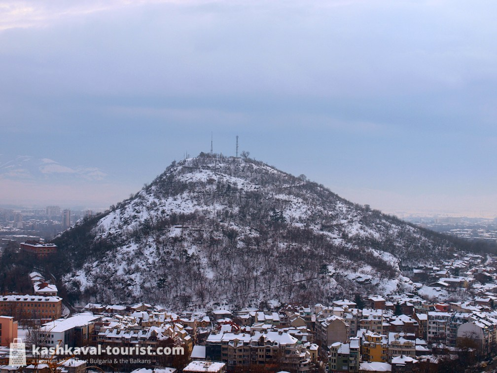 Plovdiv's seven hills are a natural retreat from urban life