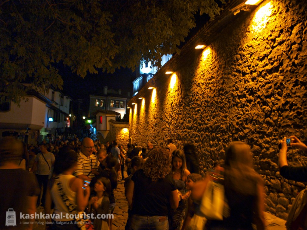 Plovdiv's Museum Night is an absolute blast of inspiration