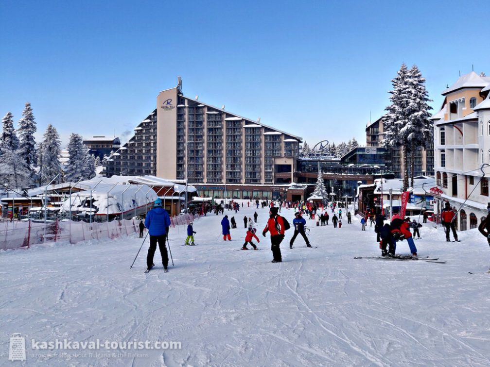 Royal rumble: Borovets