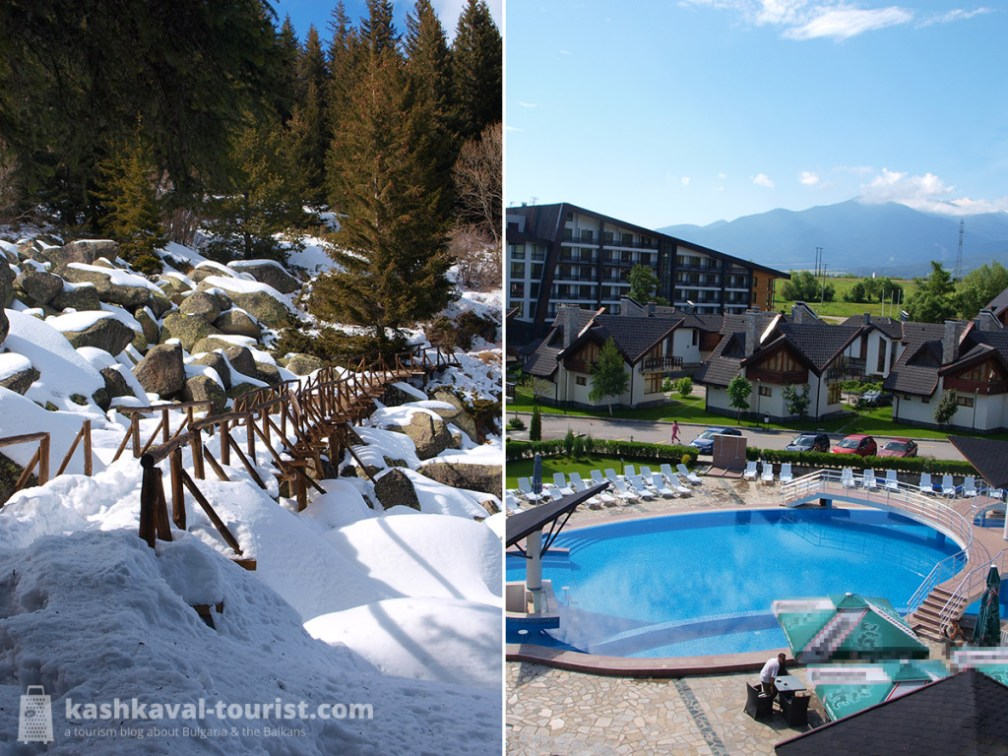 Winter snow and summer heat: Bulgaria's climate is perfect for outdoor activities in all seasons