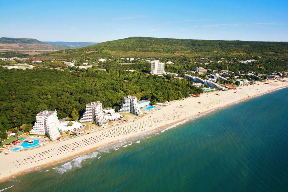 Sun and sand: the wonderful Black Sea beaches