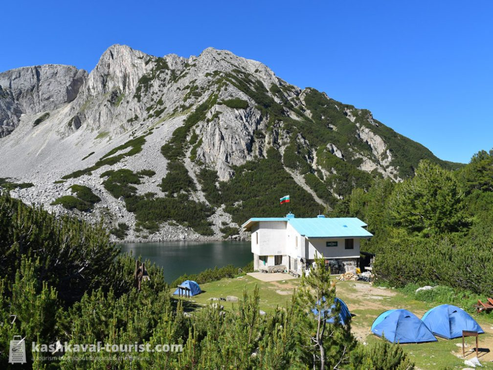The split marble peak: Sinanitsa