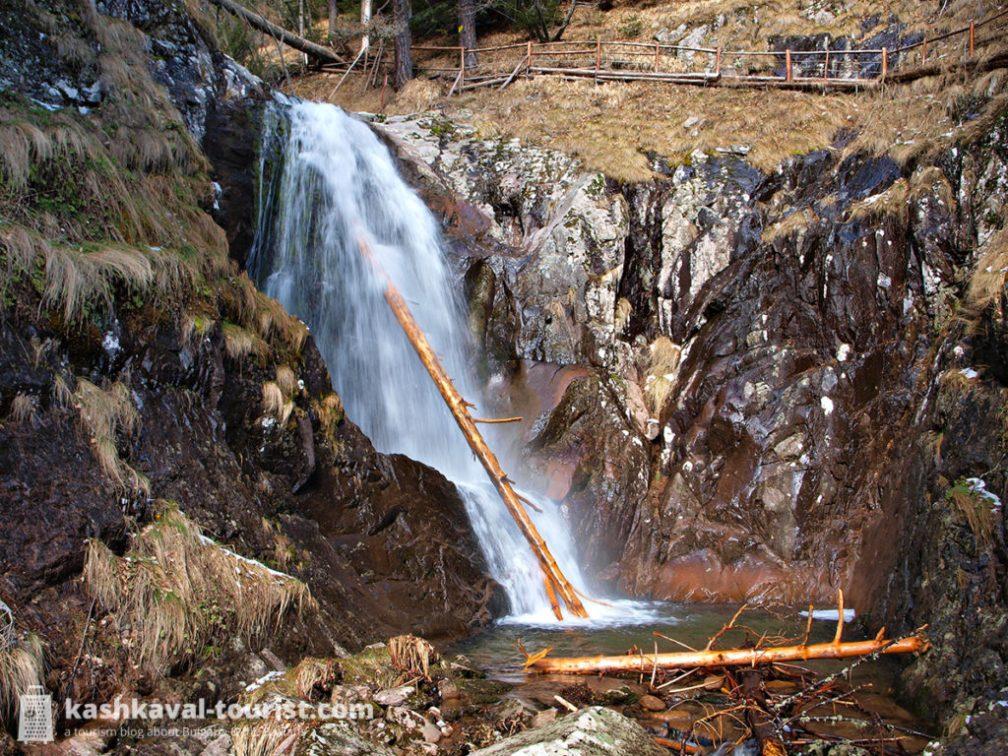 Hike the Canyon of Waterfalls near Smolyan