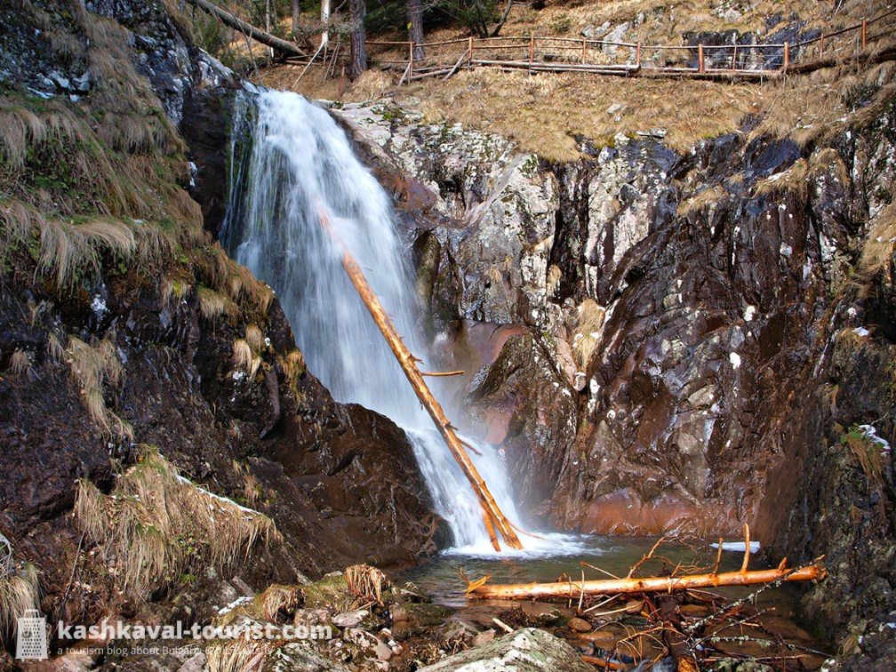 Hike the Canyon of Waterfalls near Smolyan