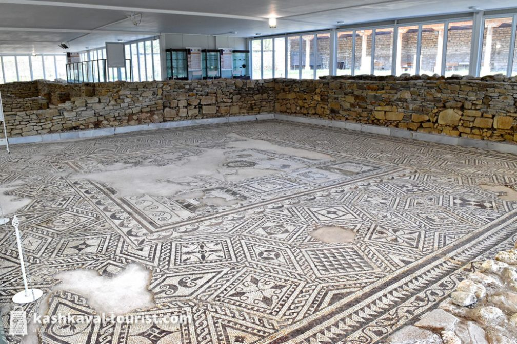 Bulgaria's most astonishing Roman mosaics: Villa Armira