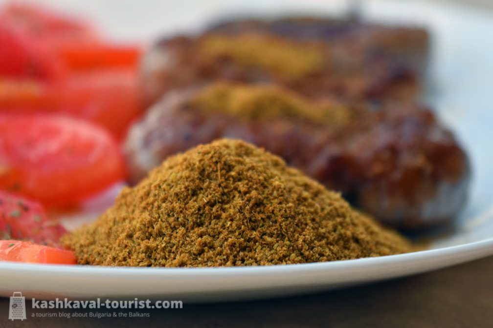 Classic flavour of Bulgarian meat: cumin (kimion)