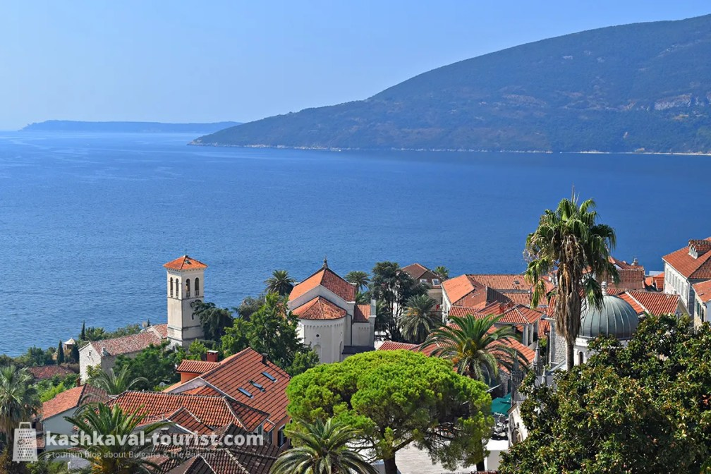 Guarding the gateway to heaven: Herceg Novi