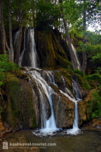 Rumbling stopover in the Balkan Mountains: Bigar Waterfall near Stanjinac