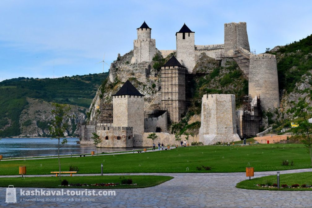 Sentinel of the Iron Gates: Golubac Fortress