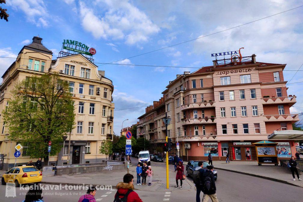 Neighbourhood lifeline: Ivan Asen II Street
