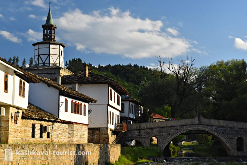 Tryavna is classic Bulgaria in a nutshell